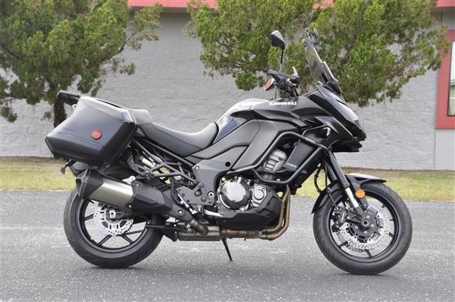 2015 Kawasaki Versys 1000 LT at Seminole PowerSports North, Eustis, FL 32726