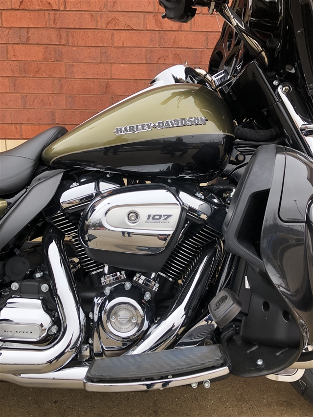 2018 Harley-Davidson Electra Glide Ultra Limited at Harley-Davidson of Fort Wayne, Fort Wayne, IN 46804