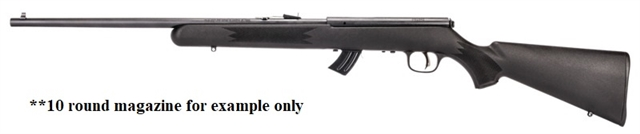 2018 Savage Arms MARK II FV Bolt Action Rifle 22LR at Harsh Outdoors, Eaton, CO 80615