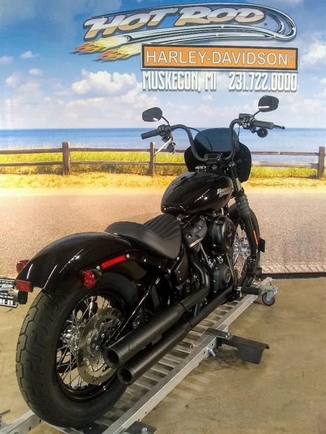 2019 Harley-Davidson Softail Street Bob at Hot Rod Harley-Davidson