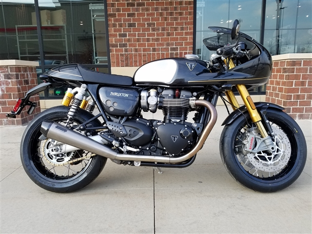 2020 TRIUMPH THRUXTON 1200 TFC at Yamaha Triumph KTM of Camp Hill, Camp Hill, PA 17011