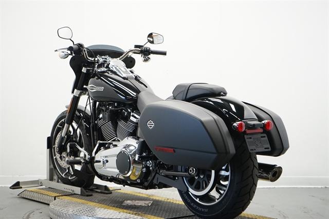 2020 Harley-Davidson Softail Sport Glide at Texoma Harley-Davidson