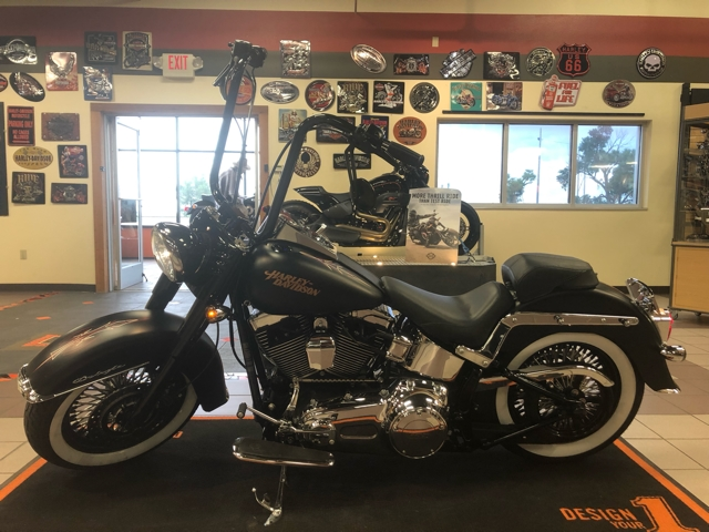 2013 Harley-Davidson Softail Deluxe at High Plains Harley-Davidson, Clovis, NM 88101