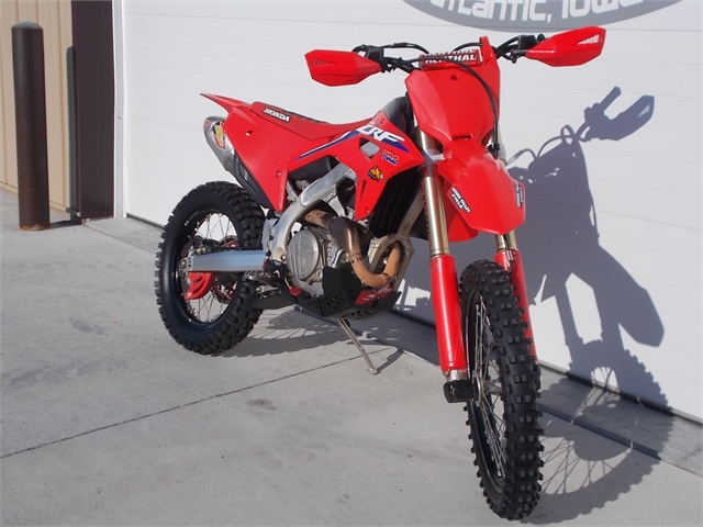 2021 Honda CRF 450RX at Nishna Valley Cycle, Atlantic, IA 50022