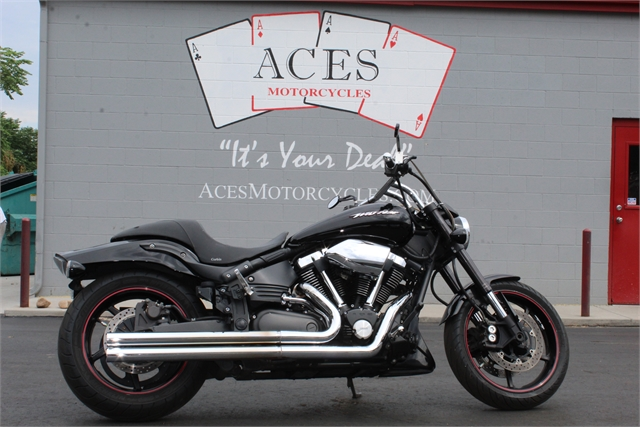 2006 Yamaha Warrior Midnight at Aces Motorcycles - Fort Collins