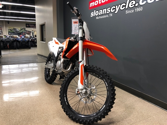2019 KTM SX 450 F at Sloans Motorcycle ATV, Murfreesboro, TN, 37129