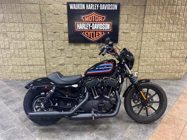 2020 Harley-Davidson Sportster Iron 1200 at Iron Hill Harley-Davidson
