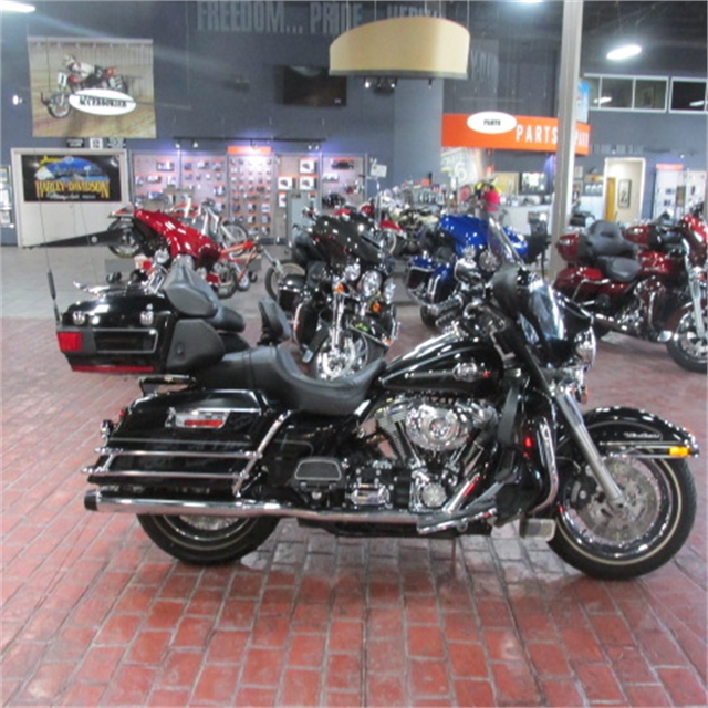 2008 Harley-Davidson Electra Glide Ultra Classic at Bumpus H-D of Memphis