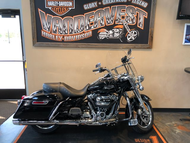 2019 Harley-Davidson Road King Base at Vandervest Harley-Davidson, Green Bay, WI 54303