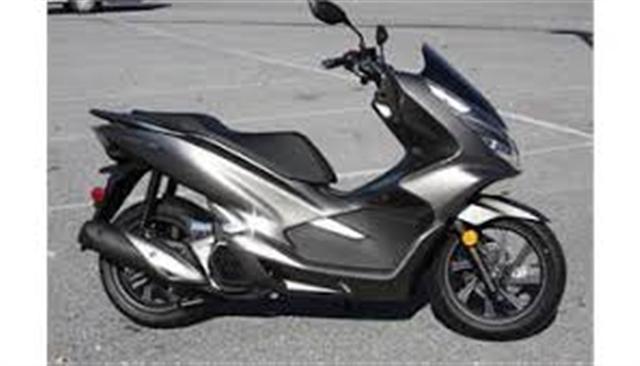 2019 Honda PCX 150 ABS at Kent Motorsports, New Braunfels, TX 78130