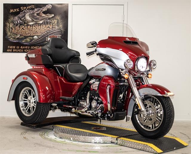 2019 Harley-Davidson Trike Tri Glide Ultra at Mike Bruno's Northshore Harley-Davidson