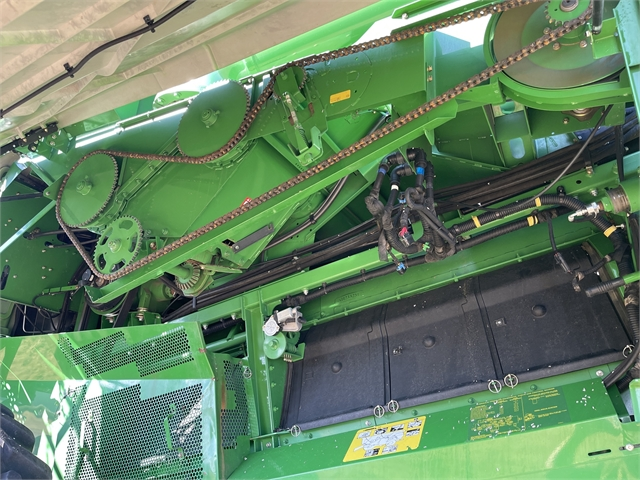 2012 John Deere S660 at Keating Tractor