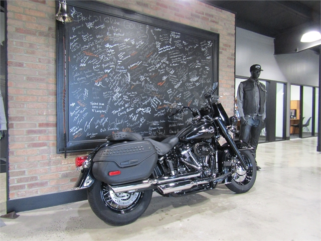 2018 Harley-Davidson Softail Heritage Classic 114 at Cox's Double Eagle Harley-Davidson