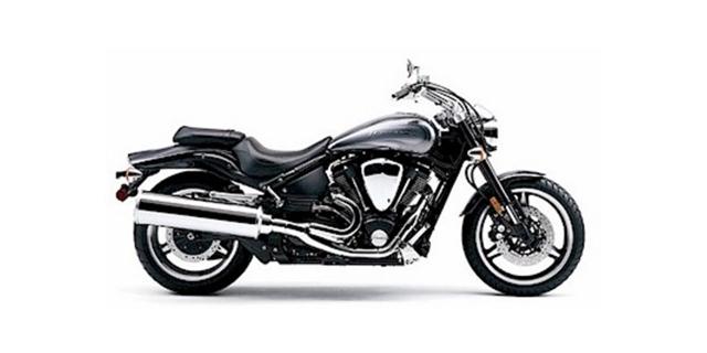 2004 Yamaha Road Star Warrior at Southside Harley-Davidson