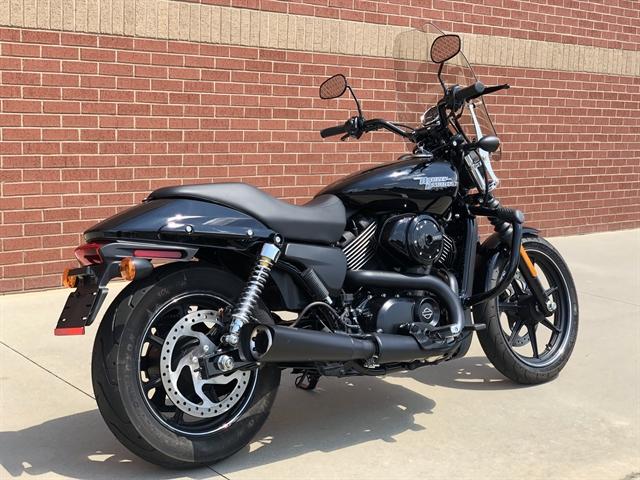 2019 Harley-Davidson Street 750 at Harley-Davidson of Macon