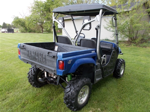 2006 Yamaha Rhino 660 Auto 4x4 Special Edition at Nishna Valley Cycle, Atlantic, IA 50022