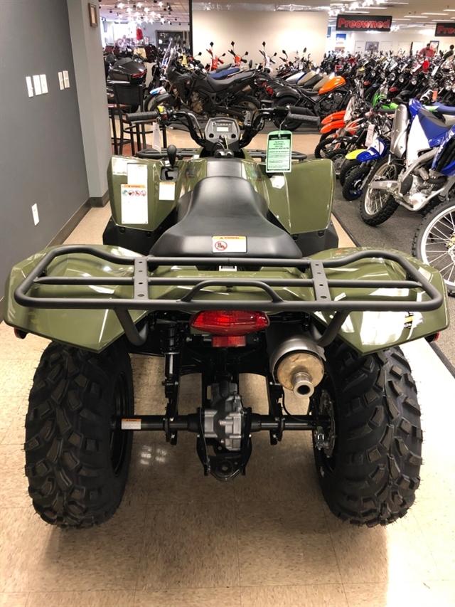 2021 Suzuki KingQuad 400 ASi at Sloans Motorcycle ATV, Murfreesboro, TN, 37129