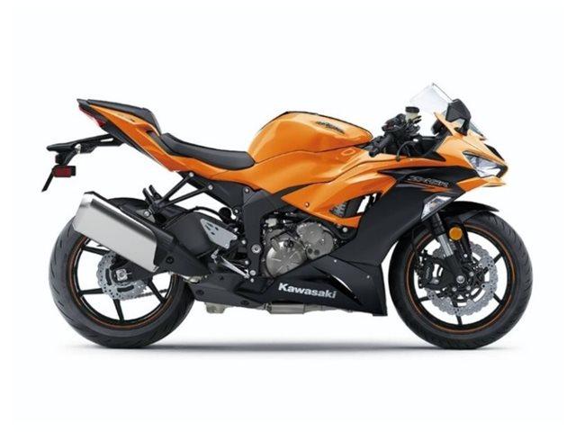 2020 Kawasaki Ninja ZX-6R ABS at Extreme Powersports Inc