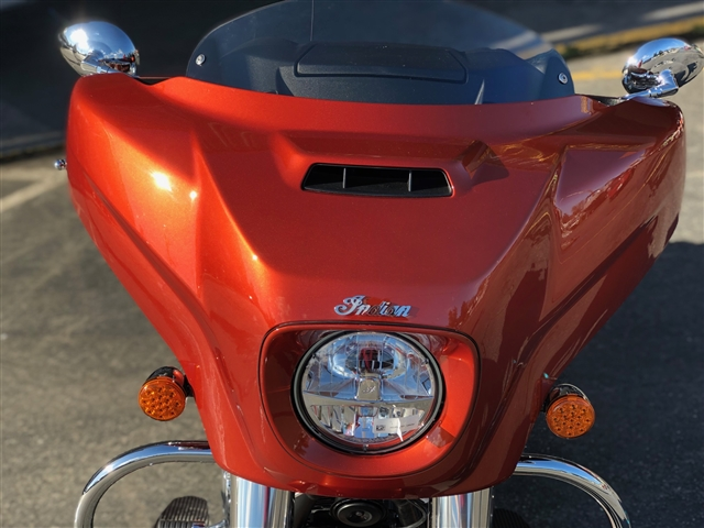 2019 Indian Chieftain ICON at Lynnwood Motoplex, Lynnwood, WA 98037