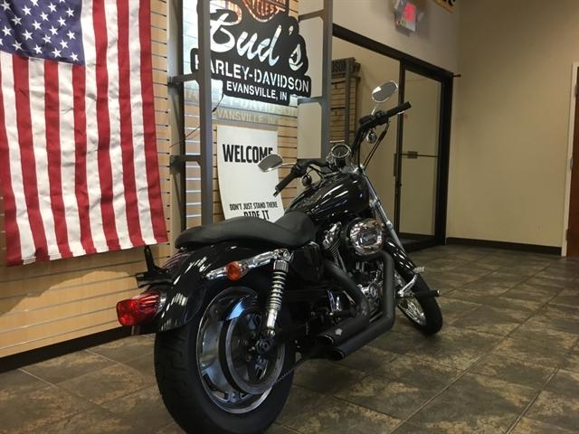 2010 Harley-Davidson Sportster 1200 Custom at Bud's Harley-Davidson