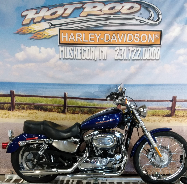 2006 Harley-Davidson Sportster 1200 Custom at Hot Rod Harley-Davidson