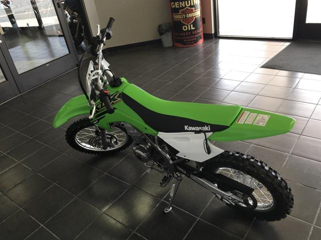 2021 Kawasaki KLX 140R at Champion Motorsports