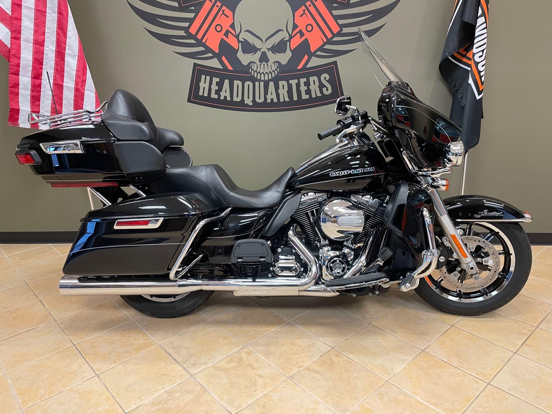 2015 Harley-Davidson Electra Glide Ultra Limited Low at Loess Hills Harley-Davidson