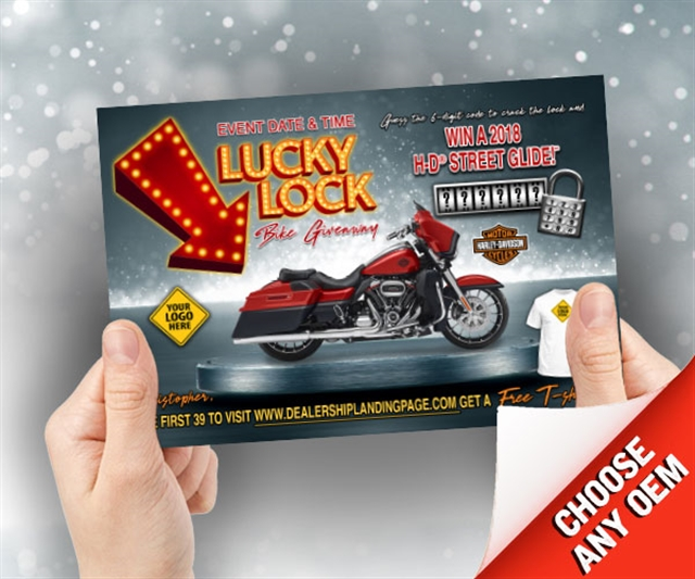 2019 Anytime Lucky Lock Powersports at PSM Marketing - Peachtree City, GA 30269