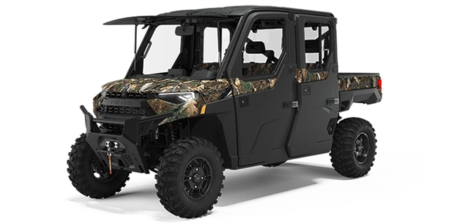 2022 Polaris Ranger Crew XP 1000 NorthStar Edition Ultimate at Friendly Powersports Slidell
