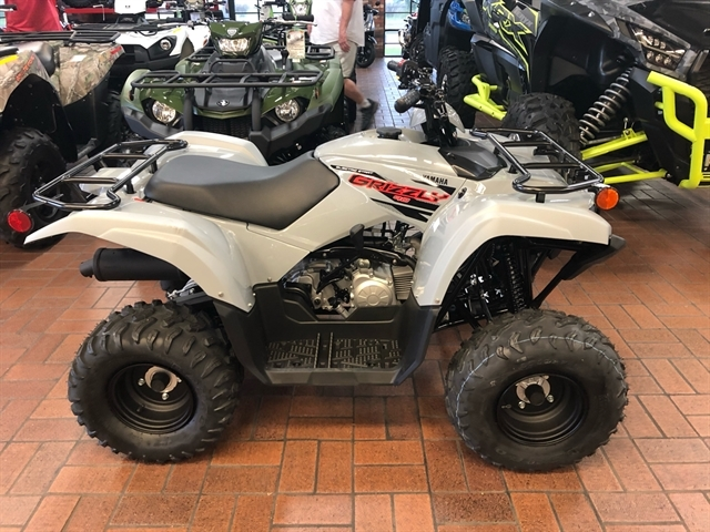 2021 Yamaha Grizzly 90 at Wild West Motoplex
