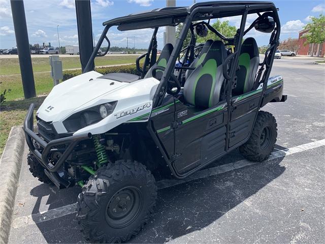 2019 Kawasaki Teryx4 Base at Sun Sports Cycle & Watercraft, Inc.