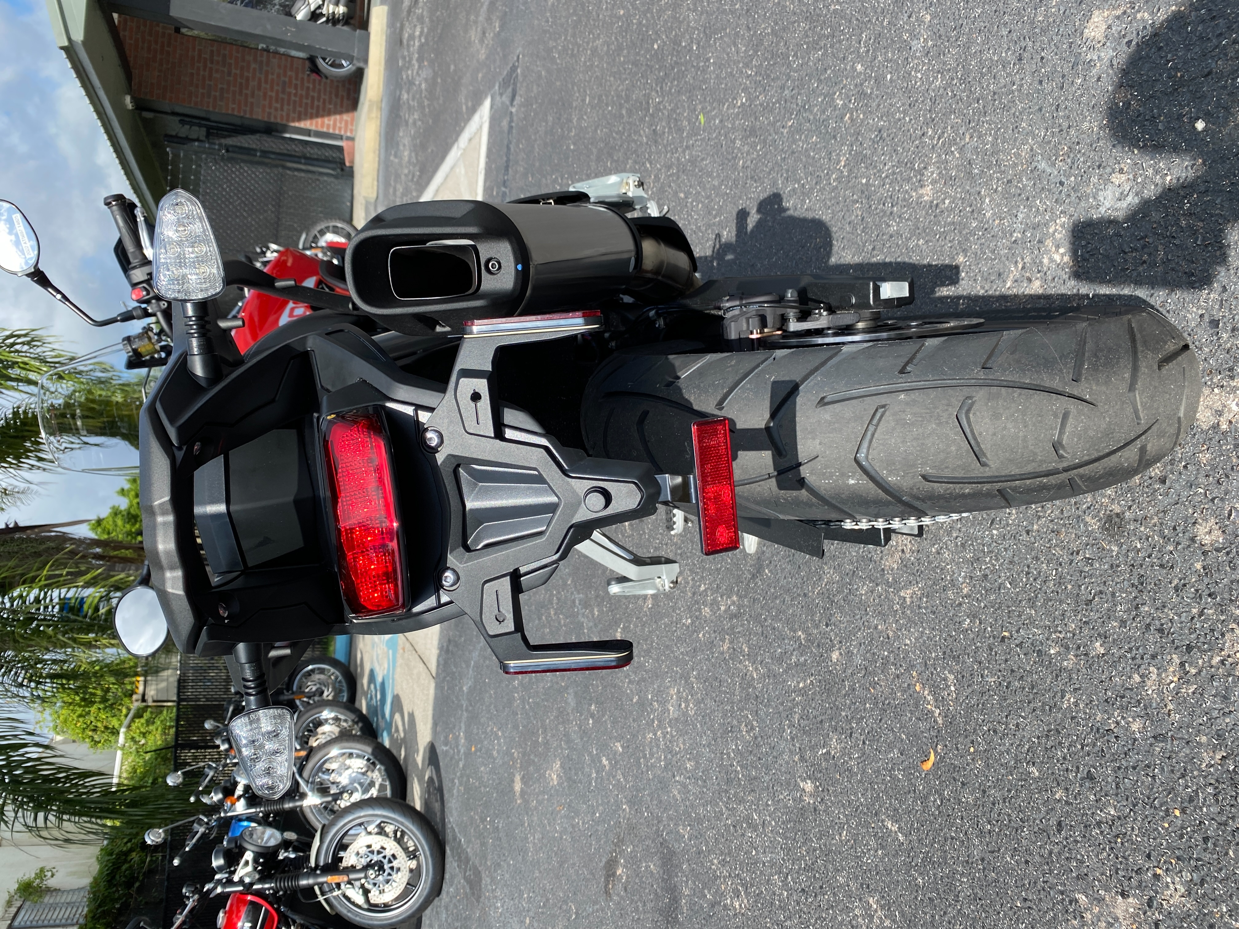 2022 Triumph Tiger 900 GT Low at Tampa Triumph, Tampa, FL 33614