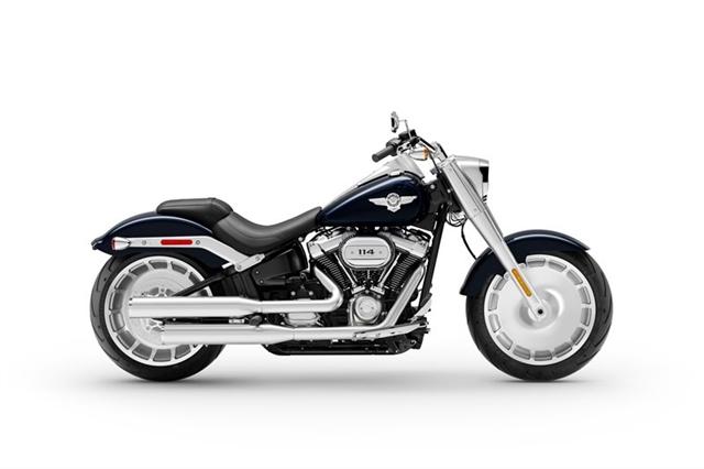 2020 Harley-Davidson Softail Fat Boy 114 at Harley-Davidson® of Atlanta, Lithia Springs, GA 30122