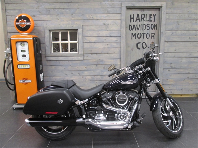 2019 Harley-Davidson Softail Sport Glide® at Hunter's Moon Harley-Davidson®, Lafayette, IN 47905