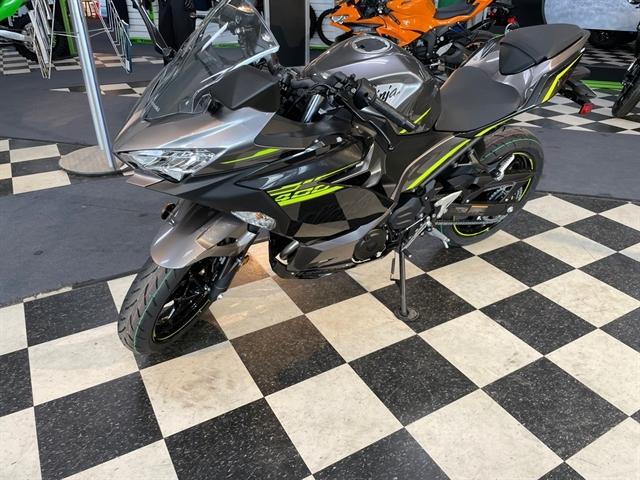 2021 Kawasaki Ninja 400 ABS at Jacksonville Powersports, Jacksonville, FL 32225