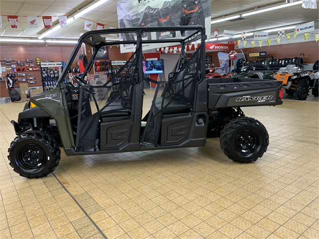 2018 Polaris Ranger Crew XP 900 Base at Southern Illinois Motorsports