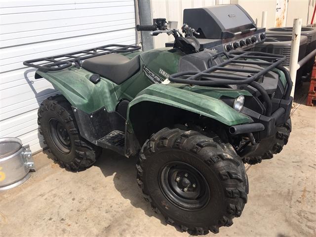 2016 Yamaha Kodiak 700 at Kent Motorsports, New Braunfels, TX 78130