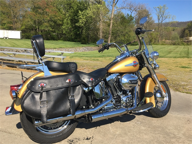 2017 Harley-Davidson Softail Heritage Softail Classic at Harley-Davidson of Asheville