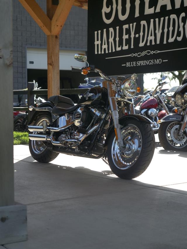 2016 Harley-Davidson Softail Fat Boy at Outlaw Harley-Davidson