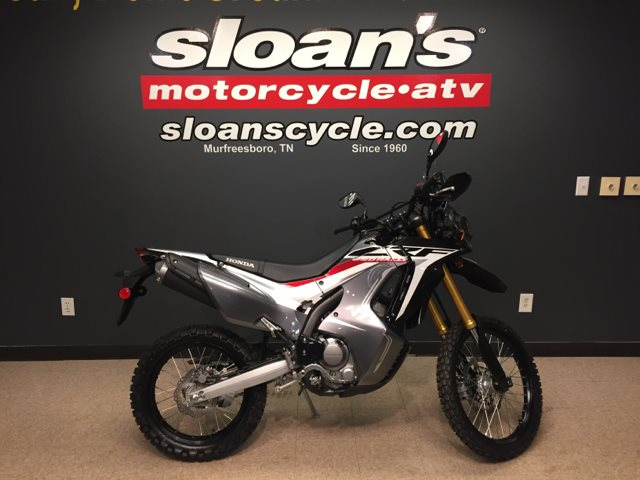 2018 Honda CRF 250L Rally ABS at Sloan's Motorcycle, Murfreesboro, TN, 37129