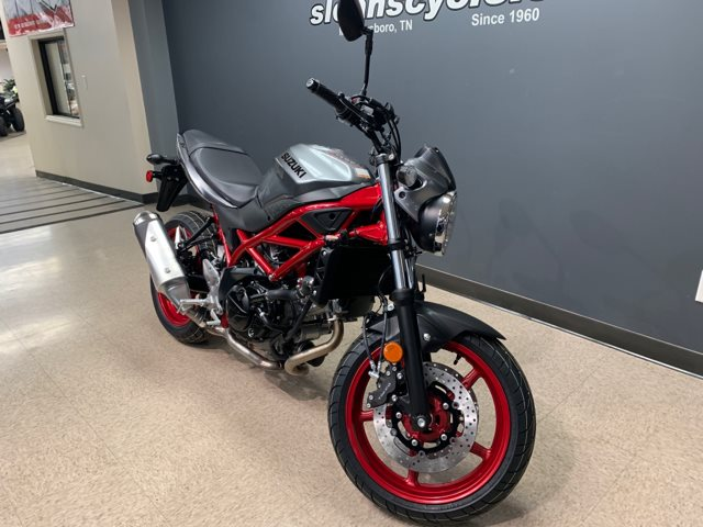 2019 Suzuki SV 650 at Sloan's Motorcycle, Murfreesboro, TN, 37129