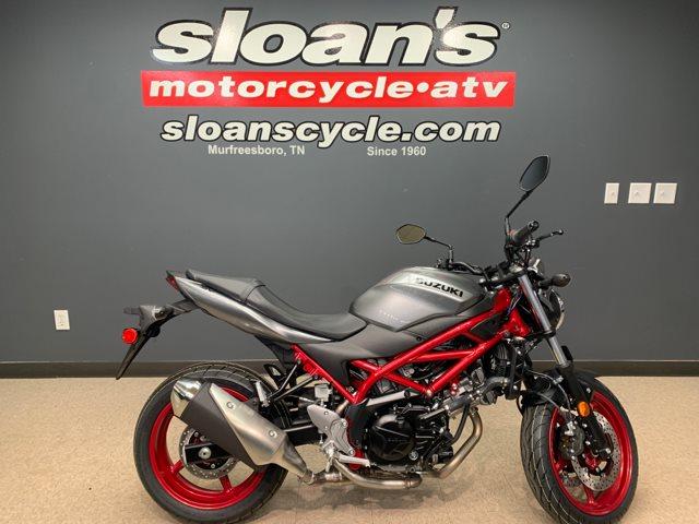 2019 Suzuki SV 650 at Sloan's Motorcycle, Murfreesboro, TN, 37129