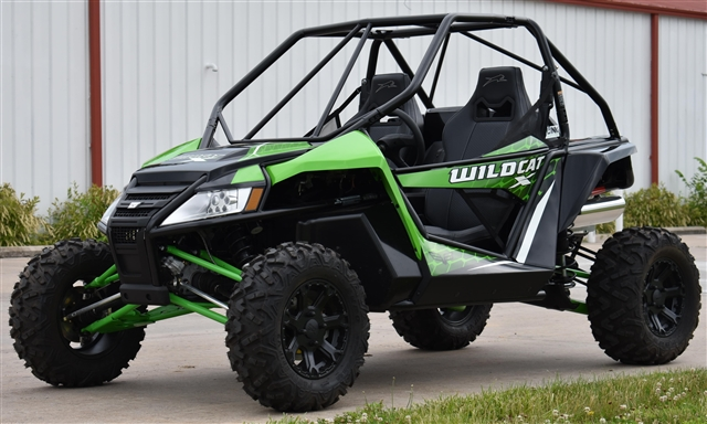 2018 Textron Off Road Wildcat X at Lincoln Power Sports, Moscow Mills, MO 63362