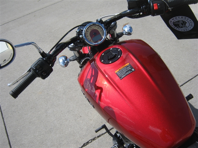 2019 Indian Motorcycle Scout Sixty ABS Ruby at Brenny's Motorcycle Clinic, Bettendorf, IA 52722