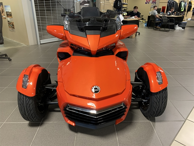 2020 Can-Am Spyder  F3 Limited Chrome Limited at Star City Motor Sports