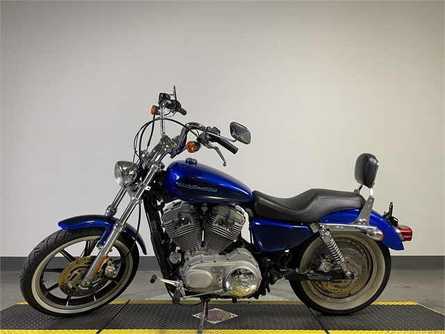2004 Harley-Davidson Sportster 883 Custom at Worth Harley-Davidson