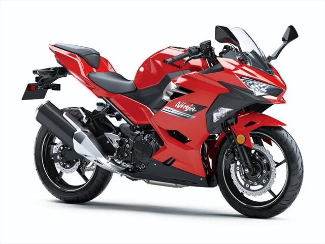 2021 Kawasaki Ninja 400 Base at Lynnwood Motoplex, Lynnwood, WA 98037