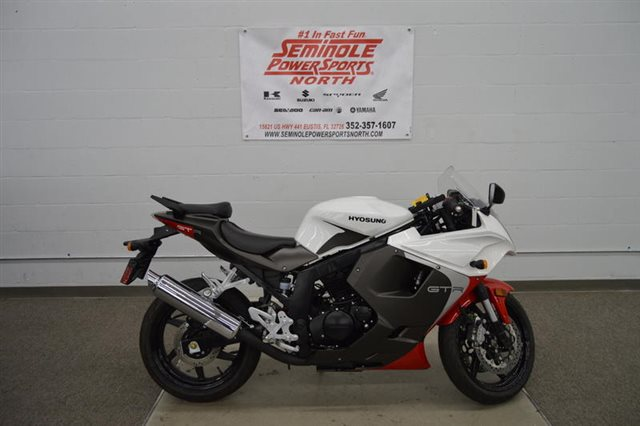 2015 Hyosung GT 250R at Seminole PowerSports North, Eustis, FL 32726