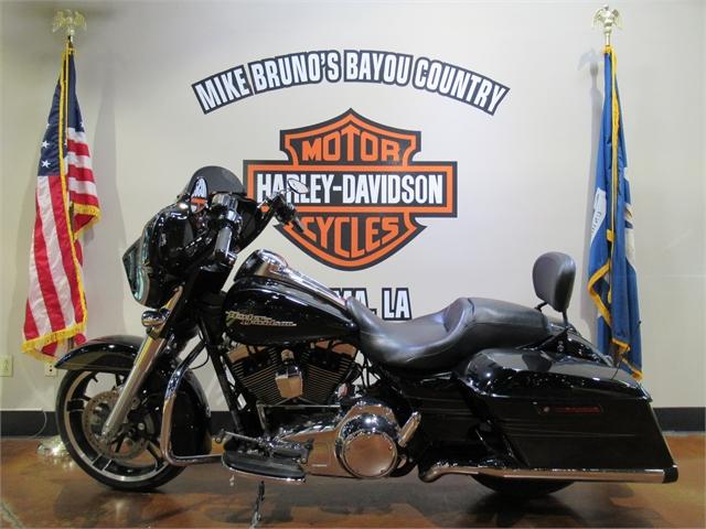 2015 Harley-Davidson Street Glide Base at Mike Bruno's Bayou Country Harley-Davidson