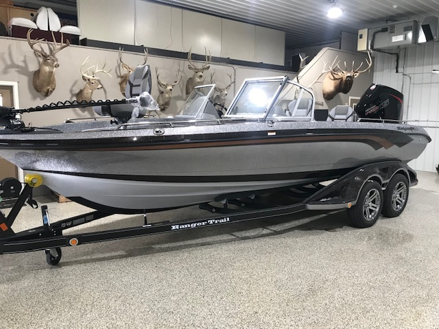 2019 Ranger Fisherman FS 621 at Boat Farm, Hinton, IA 51024